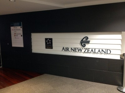 NZ MEL Lounge Entrance
