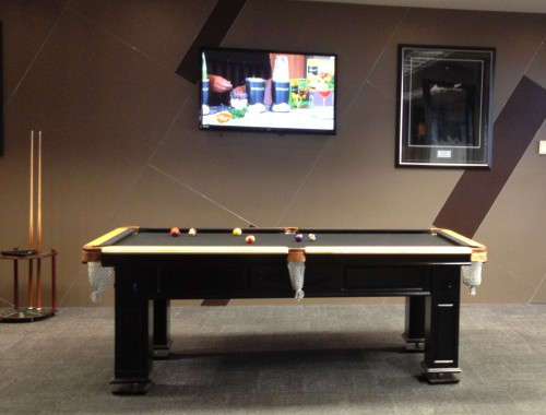 Air NZ Melbourne Lounge Pool Table