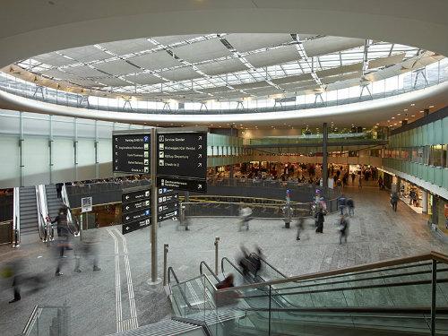 ZRH Terminal OK
