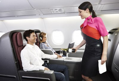 Qantas round the world airfare