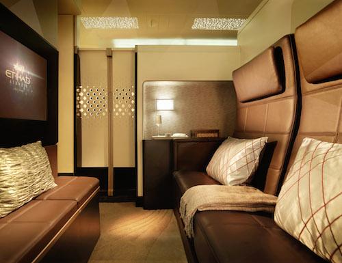 Etihad Residence, Lounge Room