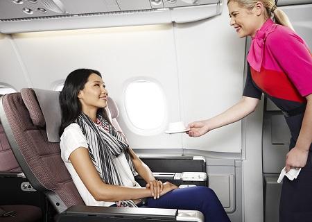 QF A380 Preme OK