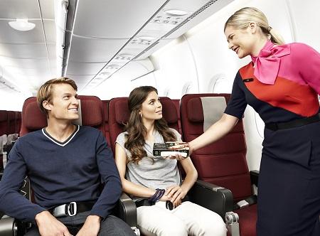 Qantas A380 Econo OK