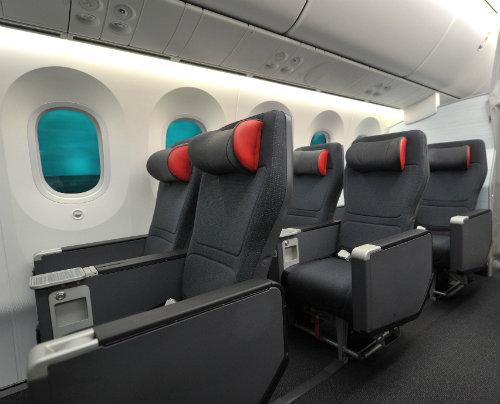 AC B787 Preme New Dreamliner OK