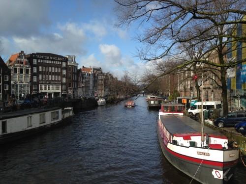 APT Amsterdam River Cruising