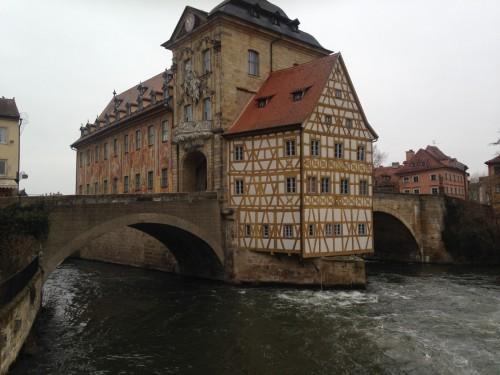 Bamberg APT river cruise