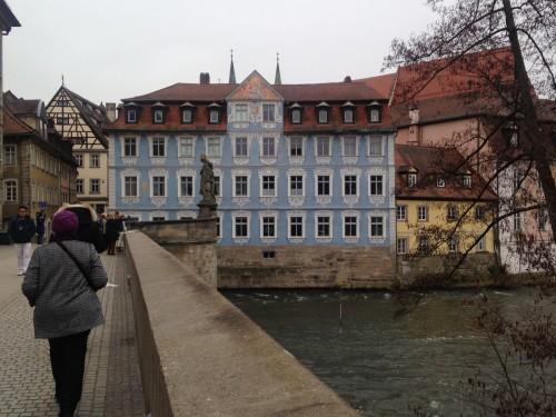 Bamberg APT river cruise stop