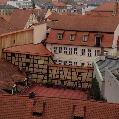 Bamberg castle APT