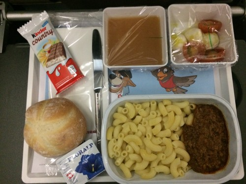 SWISS child meal