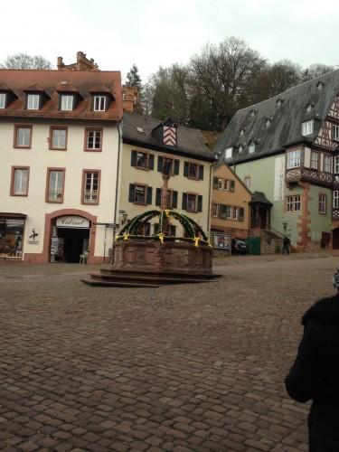 Mittenberg town square APT tour
