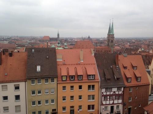 Nuremberg apt