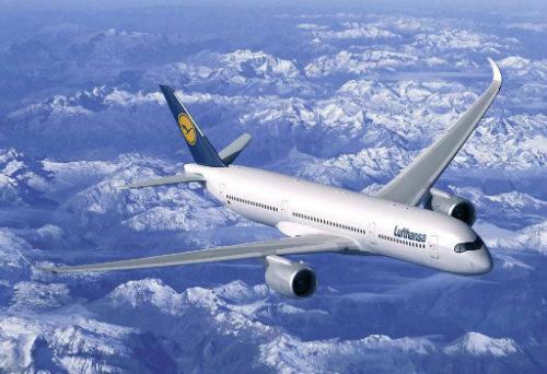 LH A350 OK
