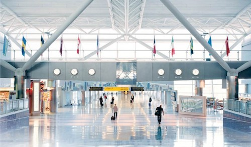 JFK Terminal 8
