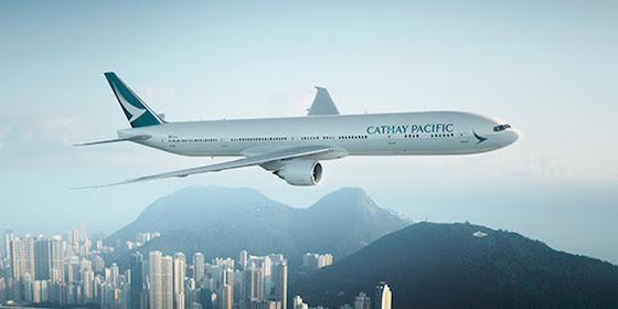 Cathy Pacific 777-300ER