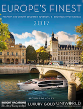 Insight Vacations Europe 2017