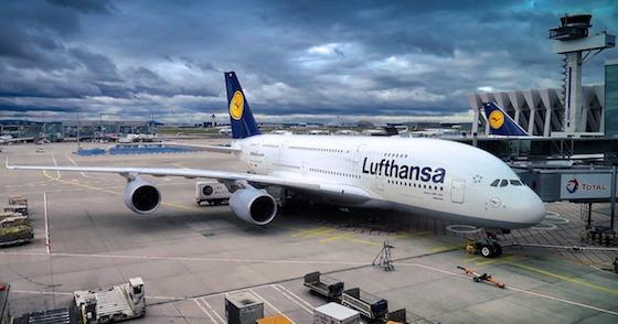 Lufthansa Flight Updates