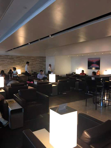 SWISS Lounge JFK
