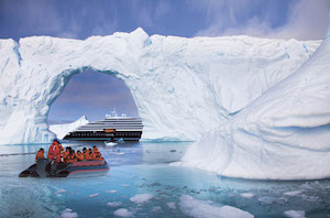 Scenic Eclipse Ocean Cruise Antartica