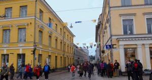 Helsinki Stopover