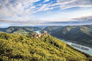 Scenic River Cruise, Austria