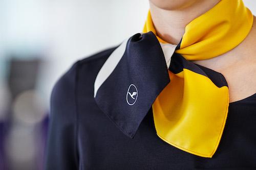 Lufthana's New look uniform