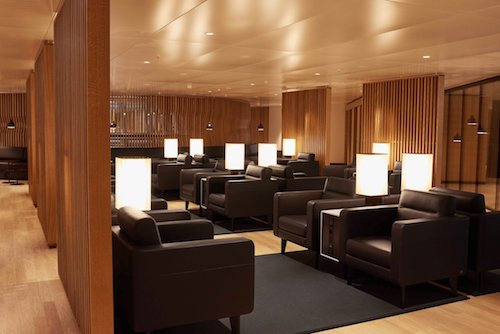 New Swiss Zurich Lounge