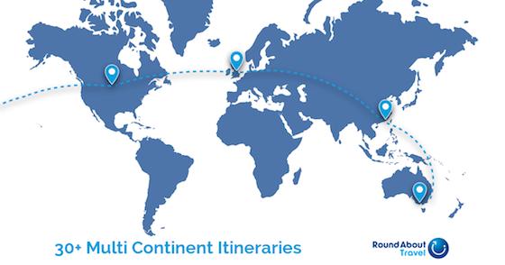 Round The World Itineraries