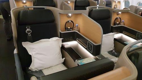 Qantas A330 Business ClassQantas A330 Business Class