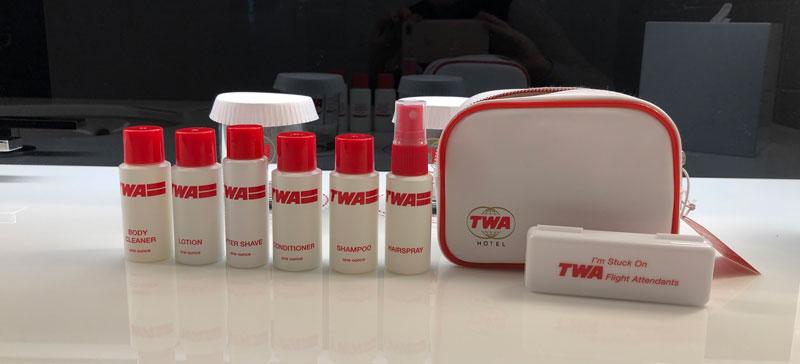 TWA Amenity Kit