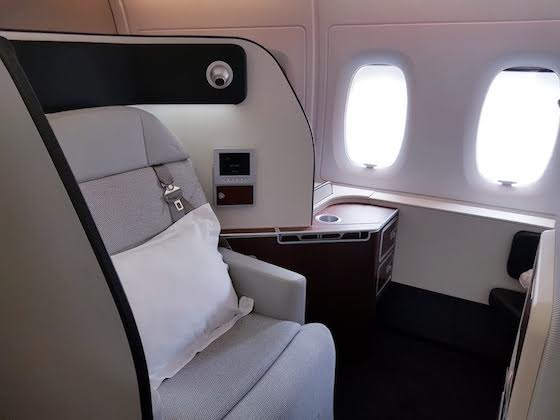 Qantas New A380 First Class Review